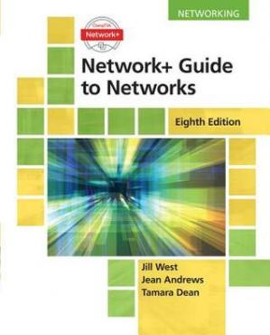 书籍封面 Network+ Guide to Networks