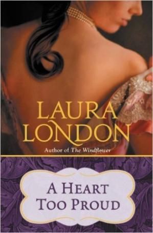 Book cover A Heart Too Proud