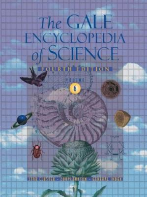 Обложка книги The Gale Encyclopedia of Science, 4th Edition (6 Vol.)