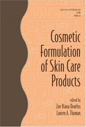 Buchdeckel Cosmetic Formulation of Skin Care Products