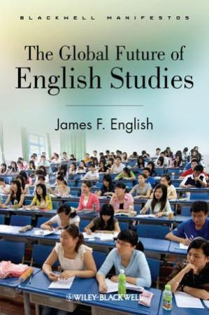 Couverture du livre The Global Future of English Studies