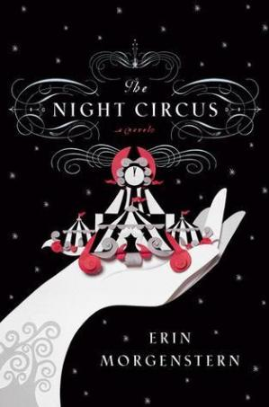 Book cover The Night Circus