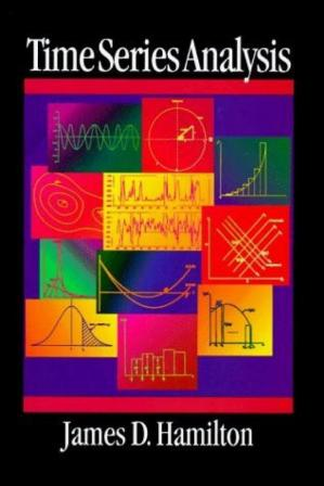 Book cover Time Series Analysis