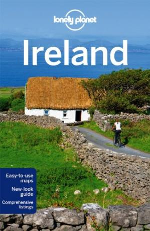 Copertina Lonely Planet Ireland