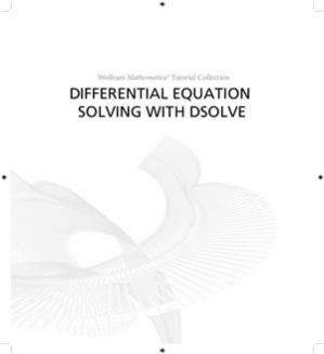 Book cover Differential Equation Solving with DSolve