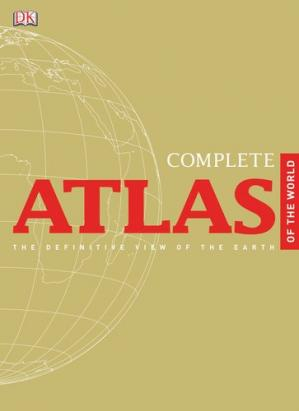 Buchdeckel Complete Atlas of the World