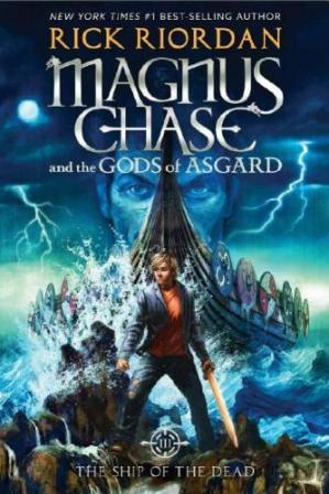 表紙 Magnus Chase and The Ship of the Dead