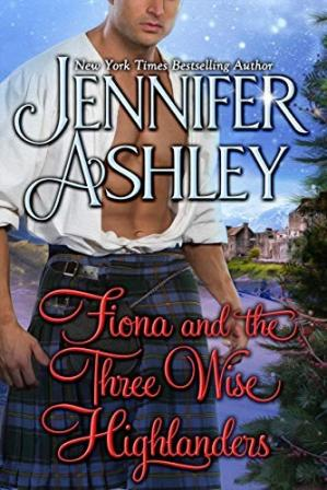Book cover Fiona and the Three Wise Highlanders