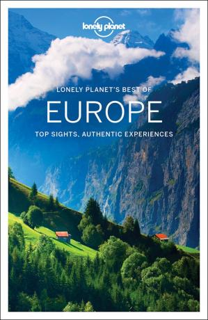 Book cover Best of Europe