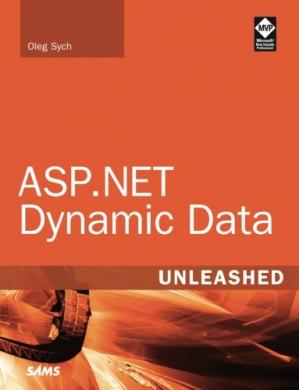 Korice knjige ASP.NET Dynamic Data Unleashed