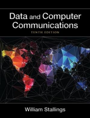 غلاف الكتاب Data and Computer Communications