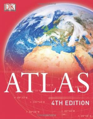 Book cover Atlas (World Atlas)