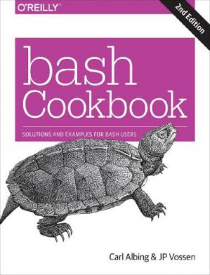 Book cover bash Cookbook, 2nd Edition