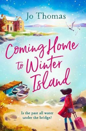 Book cover Coming Home to Winter Island