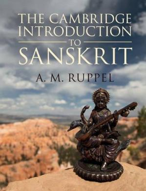 Обложка книги The Cambridge Introduction to Sanskrit