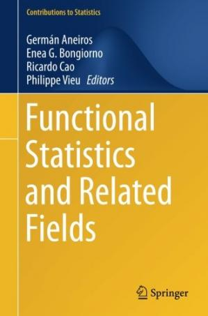 Copertina Functional Statistics and Related Fields