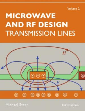 غلاف الكتاب Microwave and RF Design, Volume 2: Transmission Lines