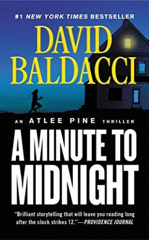 Book cover A Minute to Midnight