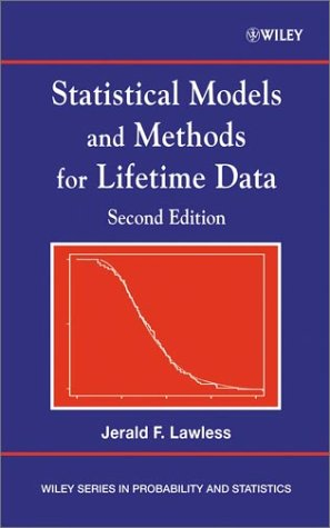 Book cover Statistical Models and Methods for Lifetime Data, Second Edition (Wiley Series in Probability and Statistics)