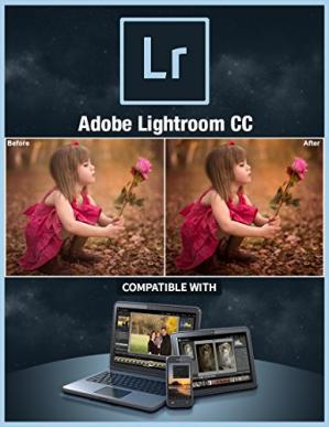 Book cover Adobe Lightroom CC: Photography