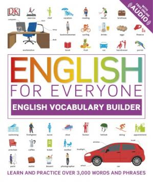 Kitap kapağı English for Everyone - English Vocabulary Builder