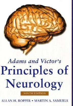 Copertina Adams & Victor's Principles of Neurology
