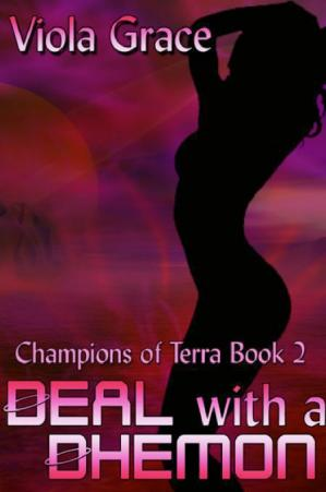 Book cover Deal with a Dhemon
