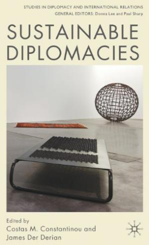 Couverture du livre Sustainable Diplomacies