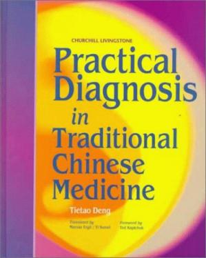 Book cover Practical diagnosis in traditional Chinese medicine