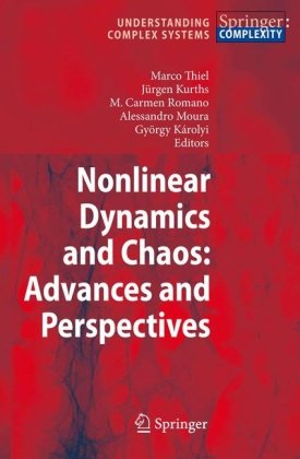 Book cover Nonlinear Dynamics and Chaos: Advances and Perspectives
