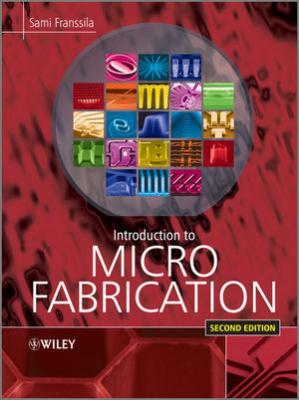 Couverture du livre Introduction to Microfabrication, Second Edition
