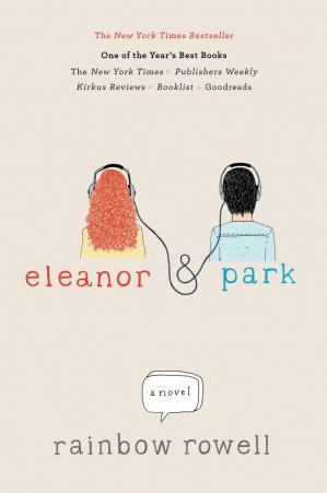 Book cover Eleanor & Park
