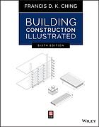 Book cover Building Construction Illustrated