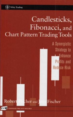 Copertina Candlesticks, Fibonacci, and Chart Pattern Trading Tools: A Synergistic Strategy to Enhance Profits and Reduce Risk (Wiley Trading)