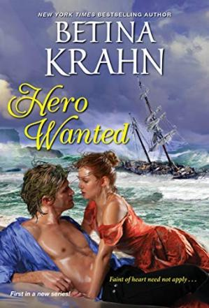 Book cover Hero Wanted