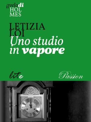 Book cover Uno studio in vapore
