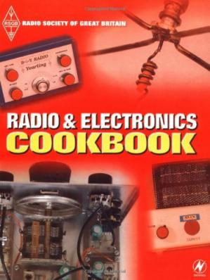 Book cover Radio and Electronics Cookbook