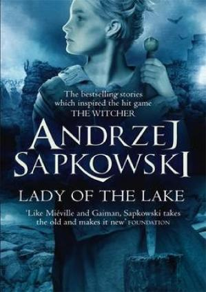 Book cover Lady of the Lake