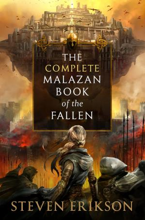Portada del libro The Complete Malazan Book of the Fallen