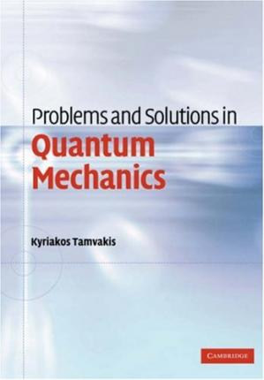 Book cover Problems and Solutions in Quantum Mechanics