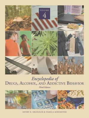 Book cover Encyclopedia of Drugs, Alcohol & Addictive Behavior