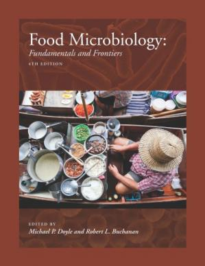 غلاف الكتاب Food Microbiology : Fundamentals and Frontiers