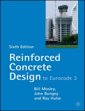 Book cover Reinforced Concrete Design to Eurocode 2