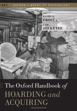 Book cover The Oxford Handbook of Hoarding and Acquiring