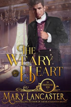 Book cover The Weary Heart