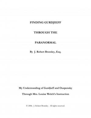 Book cover Finding Gurdjieff