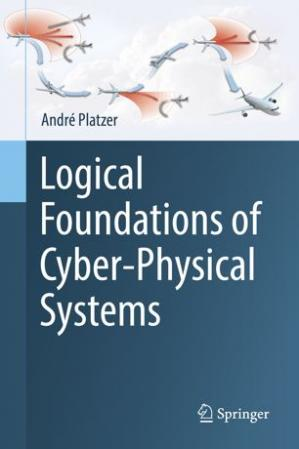 Book cover Logical Foundations of Cyber-Physical Systems