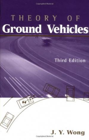 Book cover Theory of Ground Vehicles