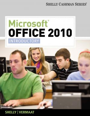 Book cover Microsoft Office 2010: Introductory