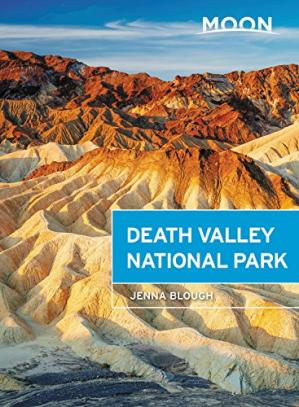 Book cover Moon Death Valley National Park